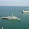 Nejnovější raketová loď dorazila na Krym: záběry ze vzduchu