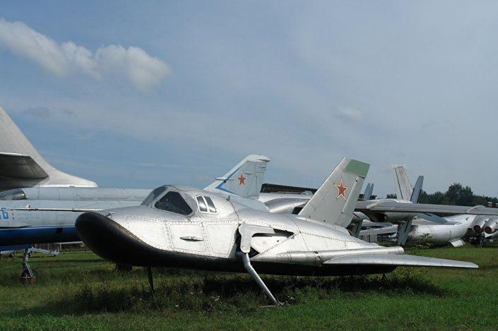 Orbitální letoun MiG-105.11