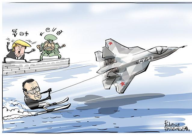 Turecké letecké show