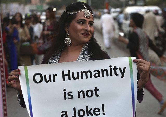 Transgender z Pákistánu