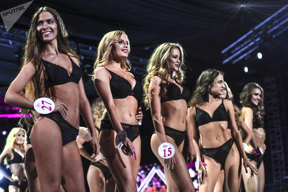 Zářit a očarovávat. Finále soutěže Miss Ruské rádio 2018