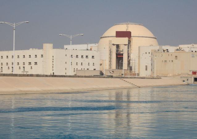 Jaderná elektrárna, Búšehr, Írán