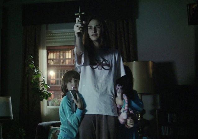 Záběr ze seriálu Veronika