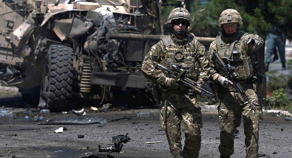 Vojáci NATO v Afghánistánu