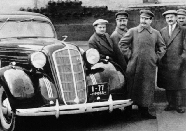 Sovětské limuzíny