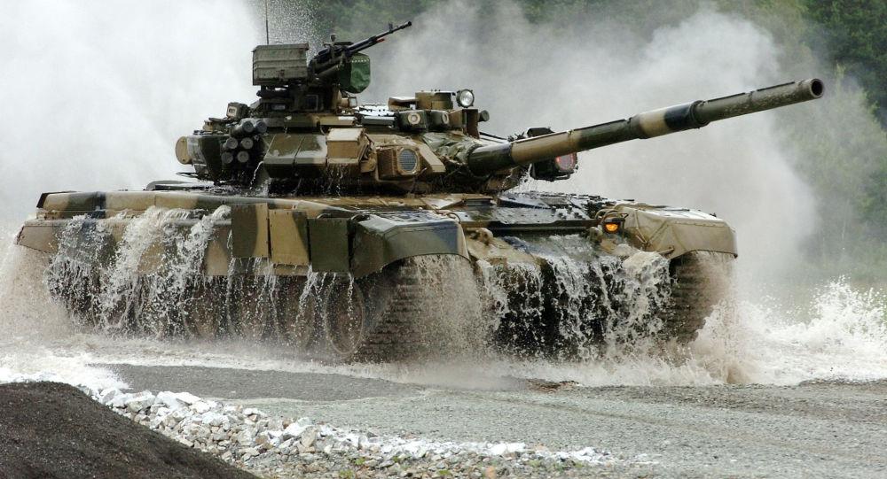 Tank Т-90S