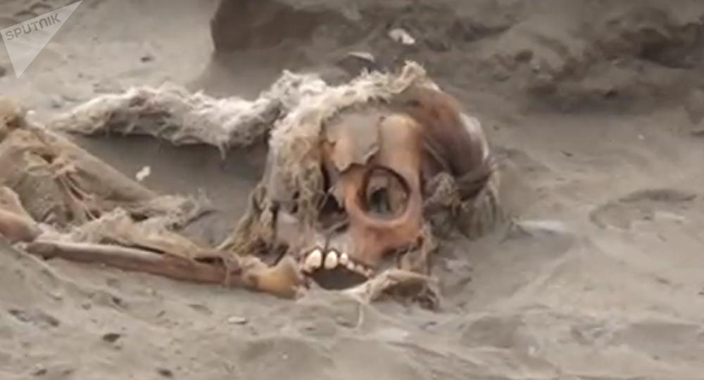 Archeologické nálezy v Peru