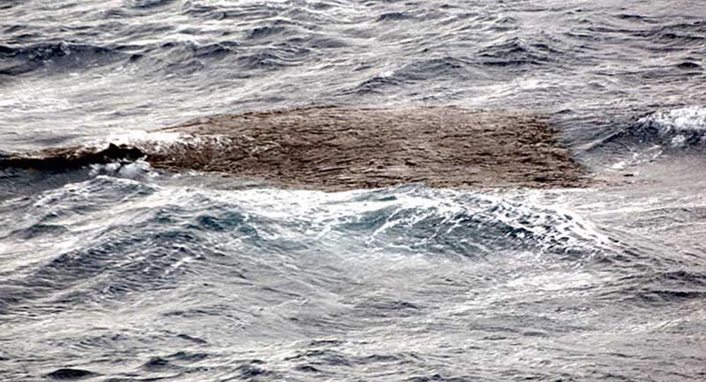 Špinavá voda. Ilustrační foto