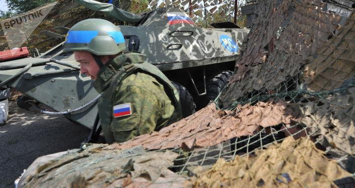 Ruská vojska v Podněstří