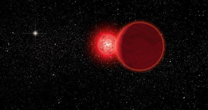 Obraz hvězdy