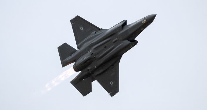 Izraelská stíhačka F-35