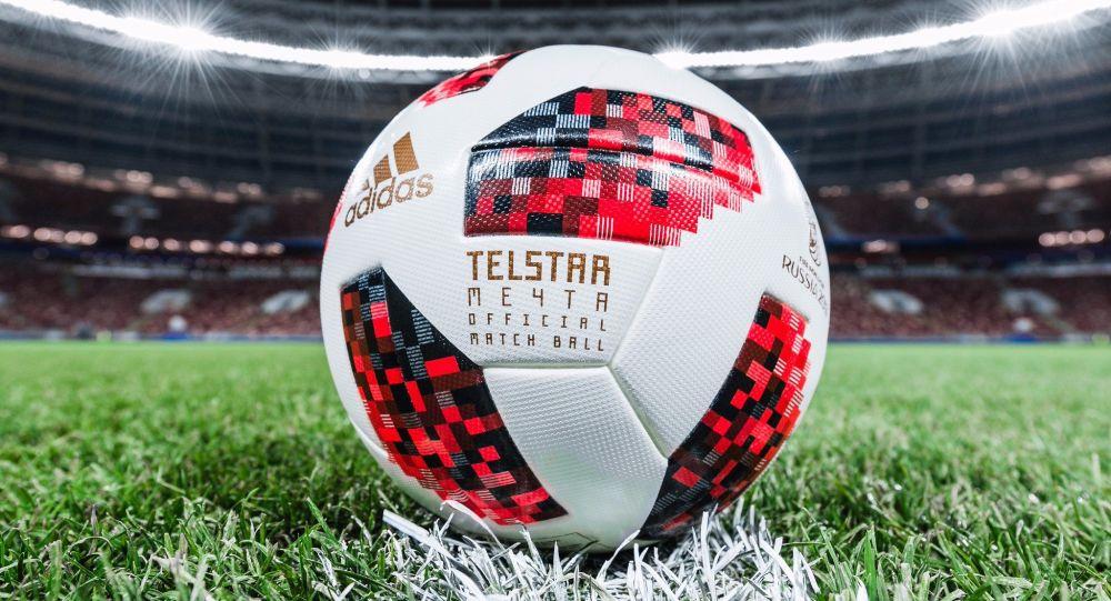 Oficiální míč pro playoff MS 2018