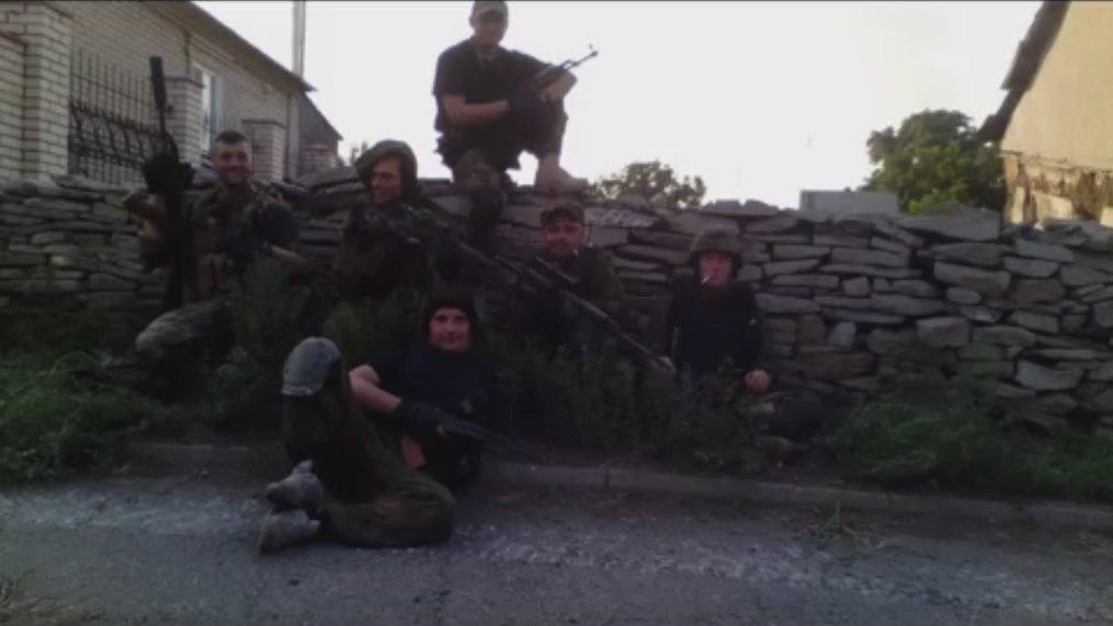 Výzvědná skupina pluku Azov