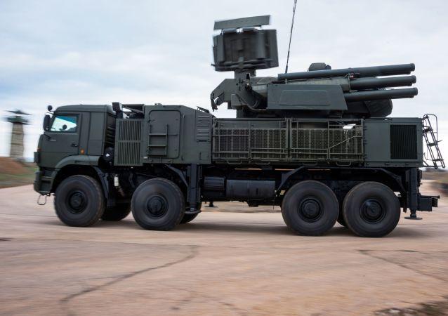 Protiletadlový komplet S-400