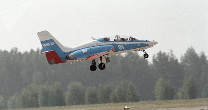 Letoun MiG-AT