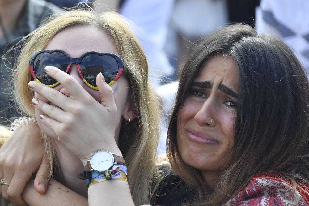 Smích a slzy: emoce fanoušků na MS 2018