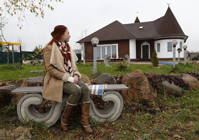 První dům, který postavili v Rusku pomocí 3D tiskárny