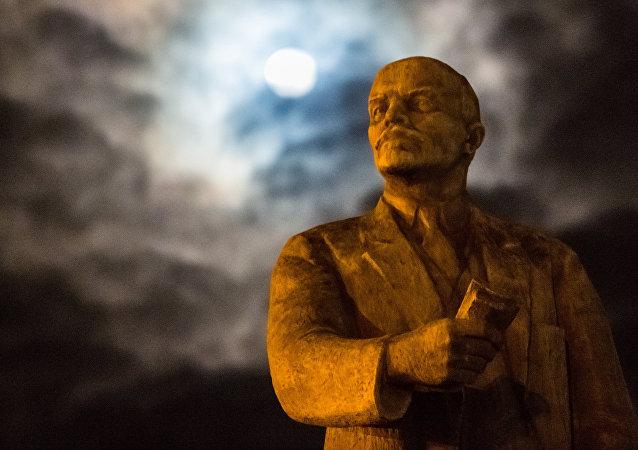 Lenin památník