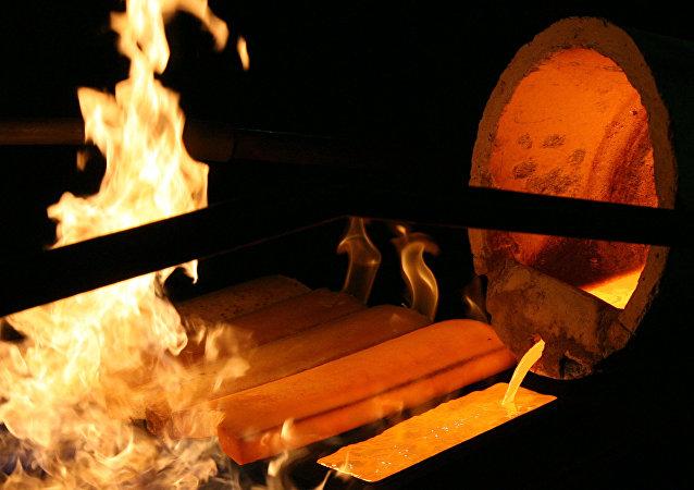 Zlato v peci 24k
