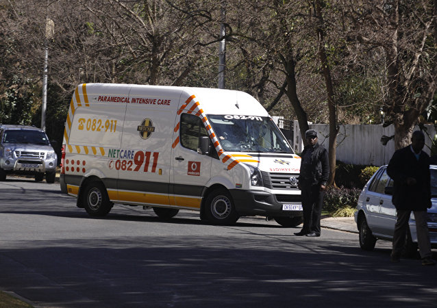 Johannesburg ambulance (File)