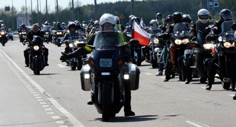 Polští bikeři