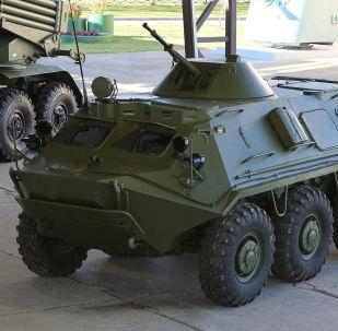 BTR-60. Ilustrační foto