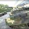 Opuštěná základna s tanky