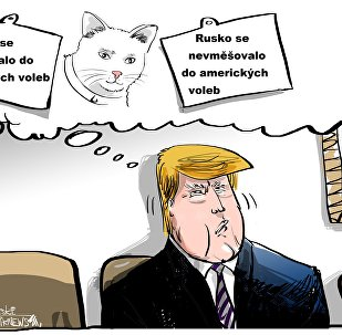 Lehkovážný Trump