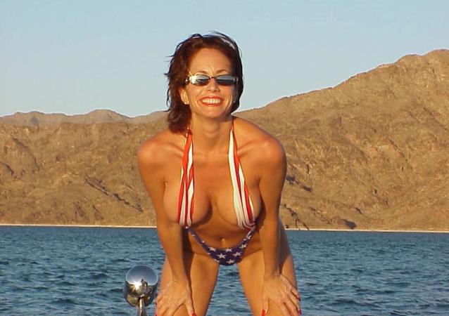 Bývalá modelka časopisu Playboy a herečka Robbin Youngová