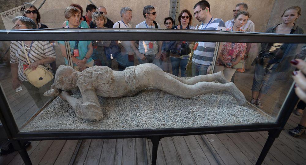 Archeologové učinili v Pompejích objev, který nemá obdoby