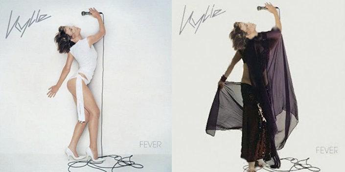 Zpěvačka Kylie Minogue
