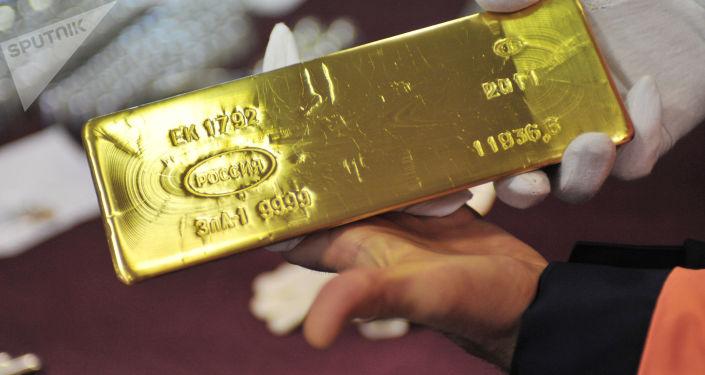 Zlatý slitek