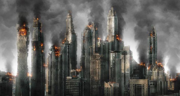 Umělecké zachycení Apokalypsy