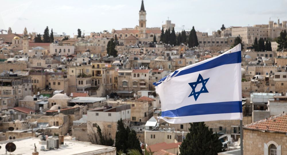 Pohled na Jeruzalém