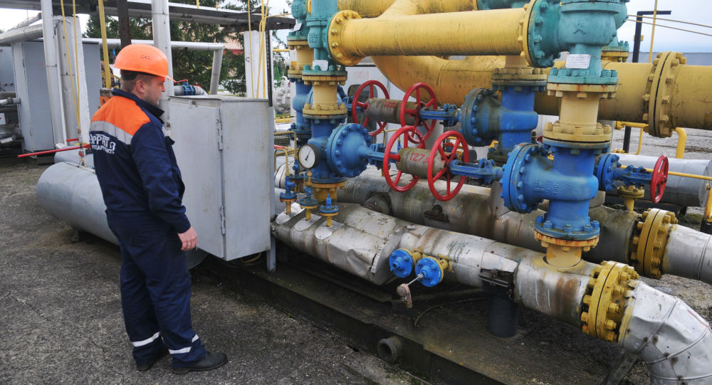 kompresorová stanice na zemní plyn, Ukrajina