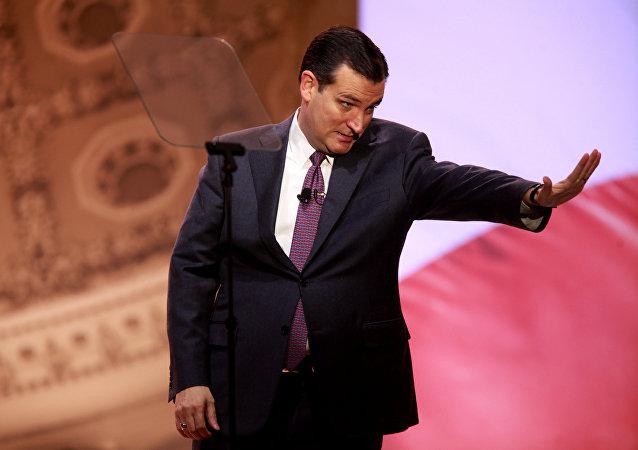 Senátor Ted Cruz