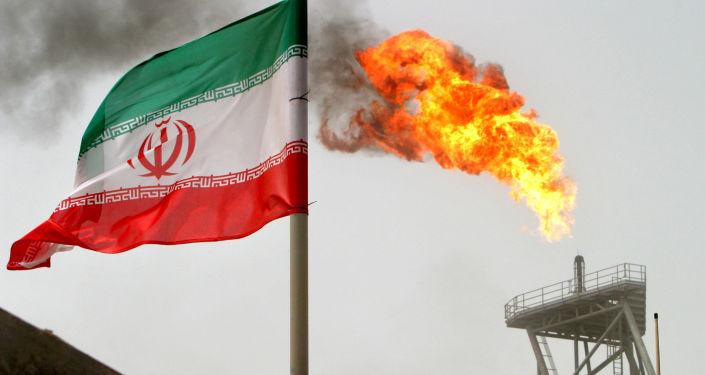 Íránské ropné naleziště Soroush