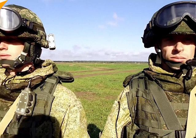 Ruská výsadková vojska