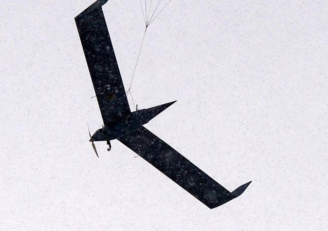 Ruský dron Orlan-10