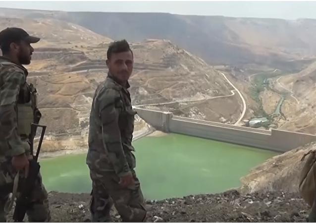 VIDEO z osvobozeného údolí Jarmúku
