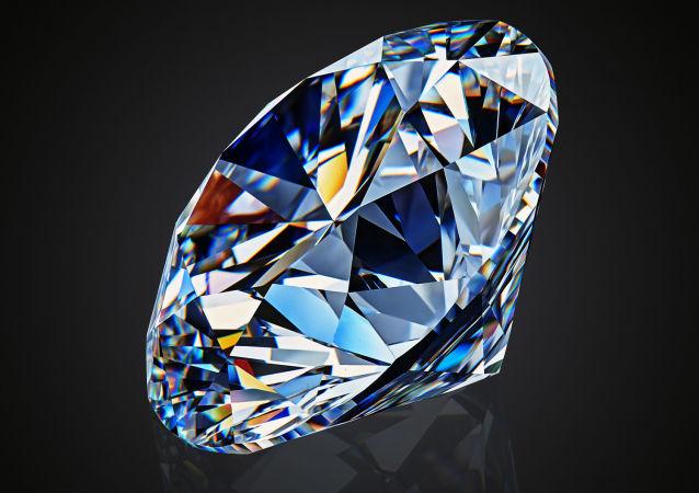 nejdražší ruský diamant z kolekce Dynastie