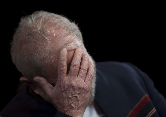 Bývalý brazilský prezident Luiz Inácio Lula da Silva