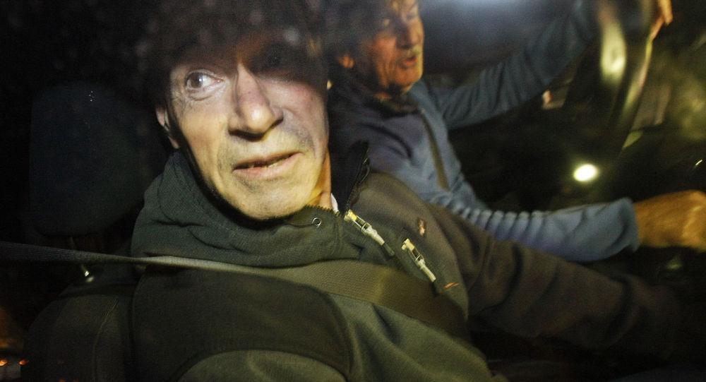 Člen baskické teroristické organizace ETA Santiago Arrospide, známý jako Santi Potros