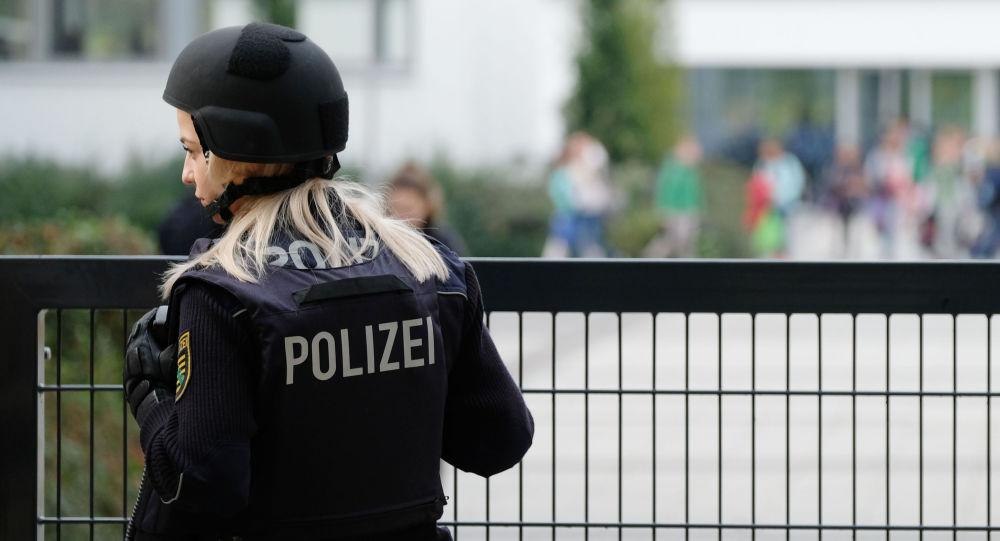 Policistka. Ilustrační foto