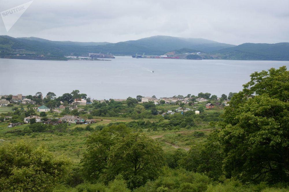 Perla Přímořského kraje: Ostrov Puťjatina