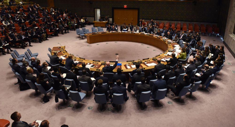 Zasedání Rady bezpečnosti OSN