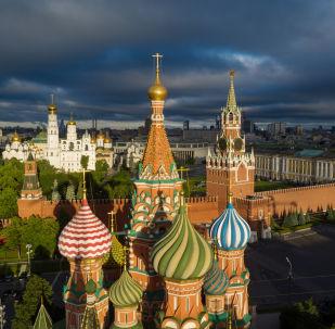 Pohled na Kreml