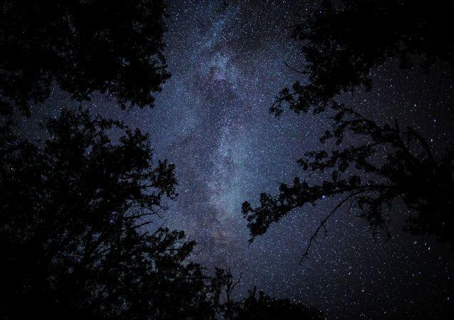 Hvězdná obloha
