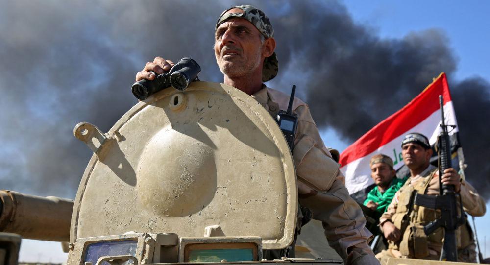Iráčtí vojáci. Archivní foto