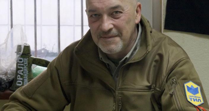 Zástupce ministra pro záležitosti okupovaných území Georgij Tuka